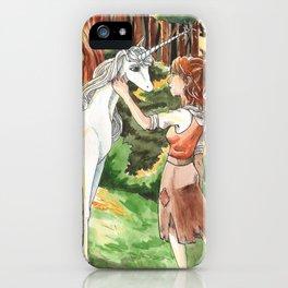 Something Like a Secret iPhone Case