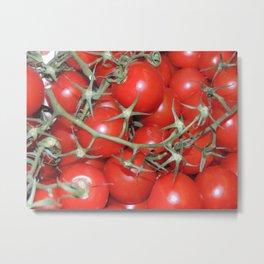 Cherrys Tomatoes Metal Print