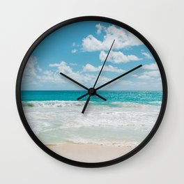 Oahu Hawaii III Wall Clock