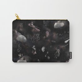 Space Cowboy Pattern Carry-All Pouch