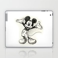 Mickey Mouse Laptop & iPad Skin