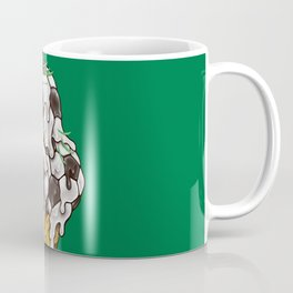 Ice Cream Soccer Balls Coffee Mug