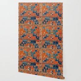 Bergama Northwest Anatolian Rug Print Wallpaper