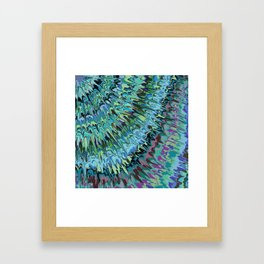 Oceania Framed Art Print