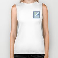 steve zissou Biker Tanks featuring Team Zissou by Thalesrocha