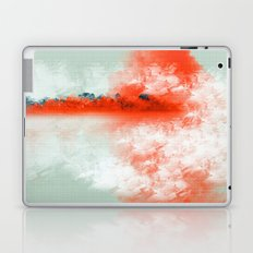 Frosted to Red Laptop & iPad Skin