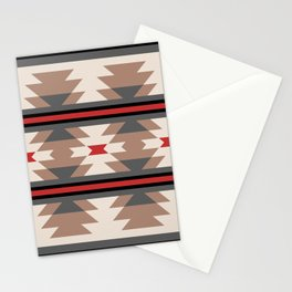 Southwestern Pattern 125 Stationery Cards