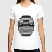 car T-shirts featuring Car by IrvSim
