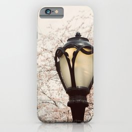 Central Park Blossom #1 iPhone Case
