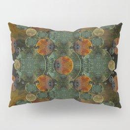 """Glass candy Mosaic (caramel pattern)"" Pillow Sham"