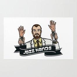 Jazz Hands! Rug