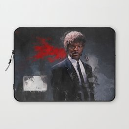 Jules Winnfield Witnesses A Miracle - Pulp Fiction Laptop Sleeve