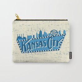 Downtown KC Carry-All Pouch