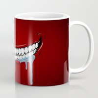 technology Mugs featuring Hungry Technology by R-evolution GFX