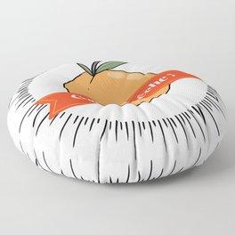 Garde la pêche ! Floor Pillow