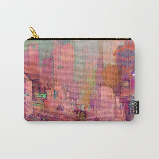 Pink city  Carry-All Pouch