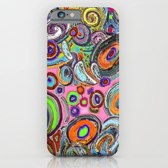 Abstracto Rocoso iPhone & iPod Case