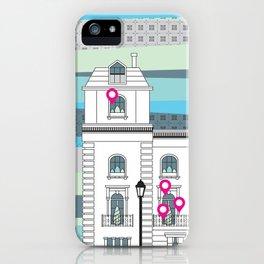 Walton Street iPhone Case