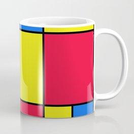 Abstract #402 Coffee Mug