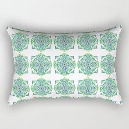 Emerald Ice Rectangular Pillow