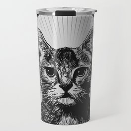 """The Year of the Cat"" Travel Mug"