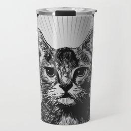 """The Year of the Cat"" Travel Mug"