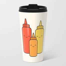 Ketchup & Mustard Baby Travel Mug
