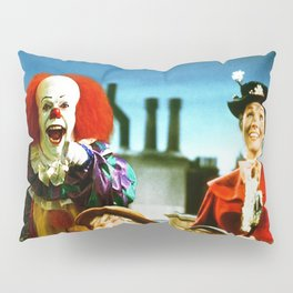PENNYWISE IN MARY POPPINS Pillow Sham