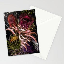 Australian Native Flora Stationery Cards