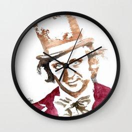 """So Shines A Good Deed..."" Willy Wonka - 2016 Wall Clock"
