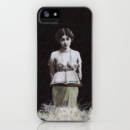 The High Priestess #2 iPhone Case