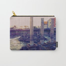 Roman Temple in Pozzuoli, Bay of Naples, Italy Carry-All Pouch