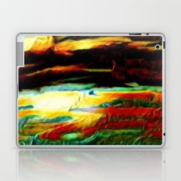 Abstracted nature Laptop & iPad Skin