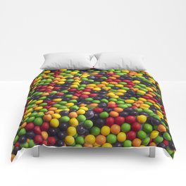 Everlasting Gobstopper Candy Photo Pattern Comforters