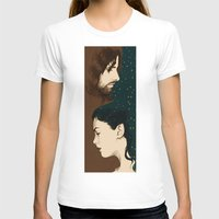 aragorn T-shirts featuring Arwen and Aragorn by Colien