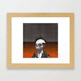 The Graveyard's Full Framed Art Print