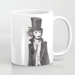 The Dark Stranger Coffee Mug