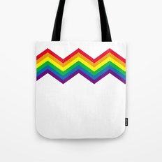 Rainbow 1 Tote Bag