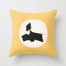 MRO Throw Pillow