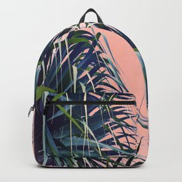 Feather Palm Backpack