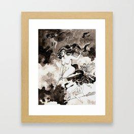 walpurgis Framed Art Print