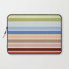 The colors of - Porco Rosso Laptop Sleeve
