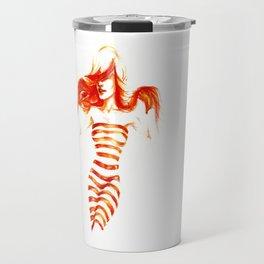 Fiery Water Faery Travel Mug