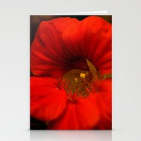 fierce Stationery Cards featuring Fierce by Stephanie Cantwell