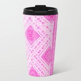 Chamak Pink Travel Mug