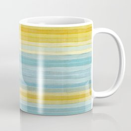 Colorbands Yellowstone Yellow Coffee Mug