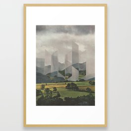 new horizons no.9 Framed Art Print