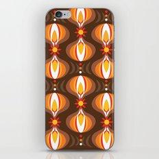 Oohladrop Brown iPhone & iPod Skin