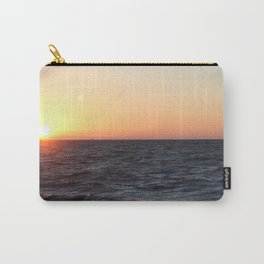 Sonnenaufgang am Meer Carry-All Pouch