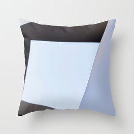 Moderninst Abstract Geometric Sculpture Throw Pillow